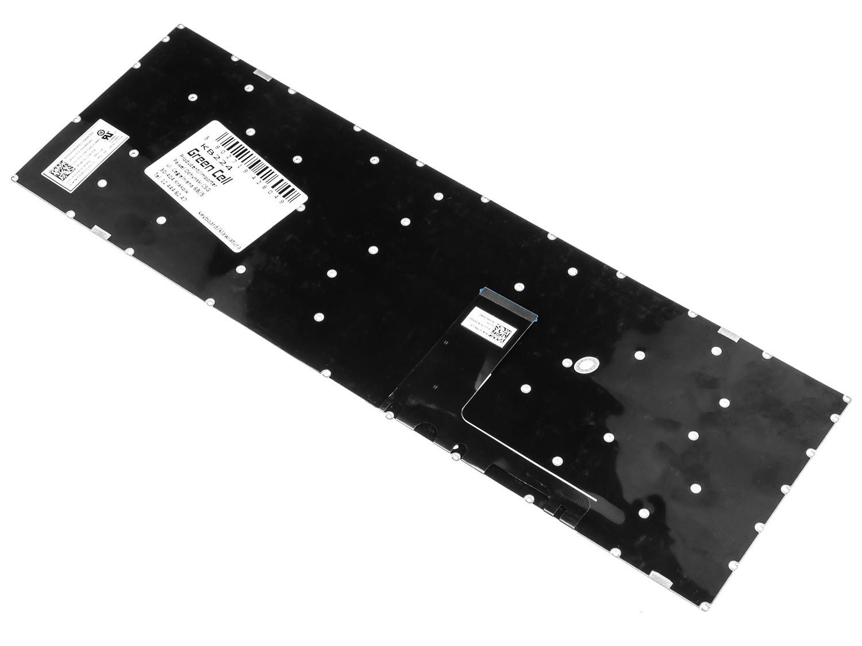 Green Cell Klávesnice pro notebook Lenovo IdeaPad Yoga 310-15ISK 510-15ISK 510 310