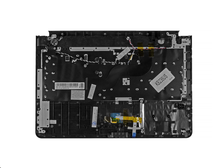 Green Cell Klávesnice pro notebook Samsung RC410 RC411 RC415 RV411 RV415 RV420 Palmrest
