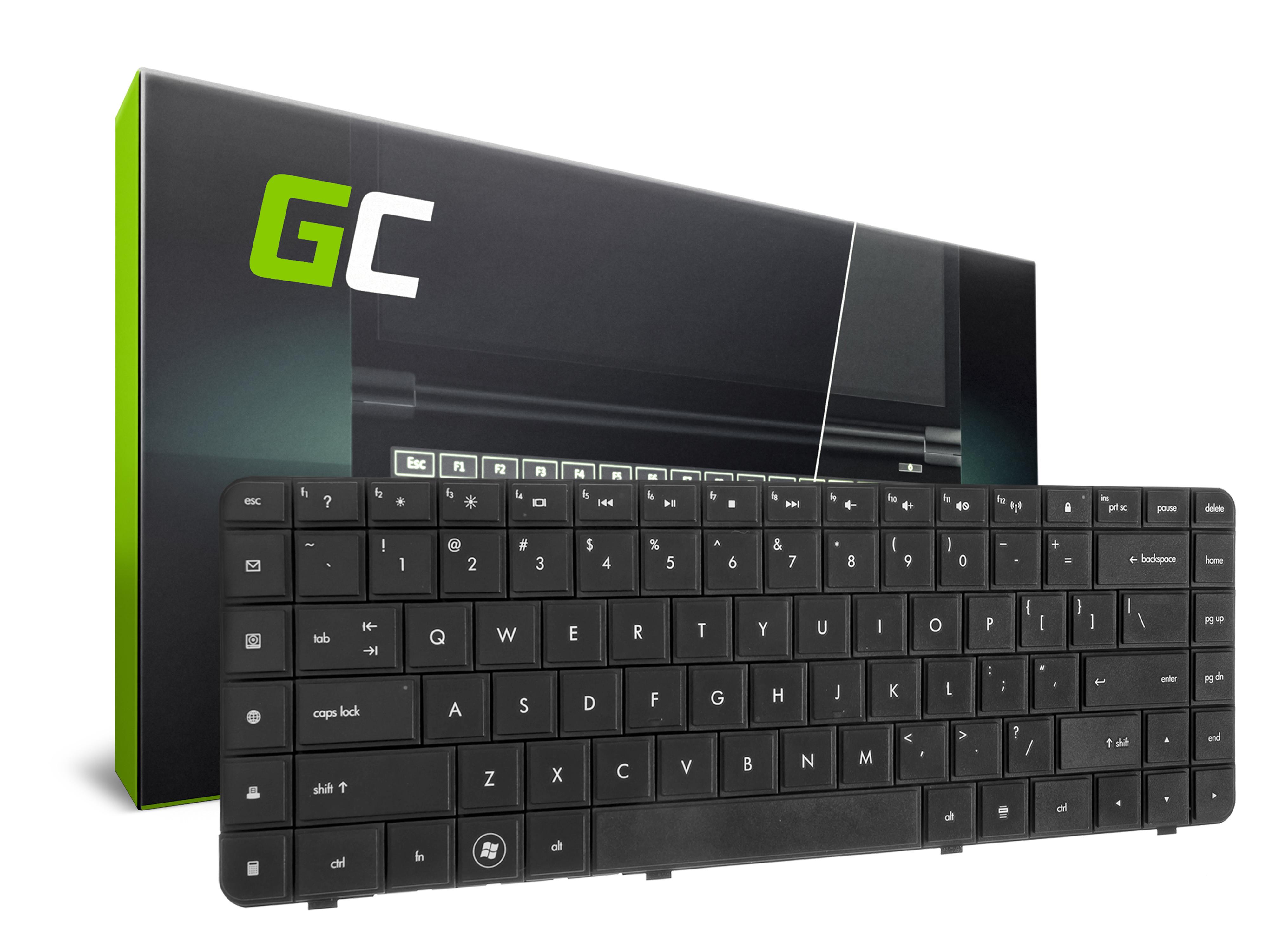 Green Cell Klávesnice pro notebook HP Compaq G62 G56 Presario CQ56 Q62