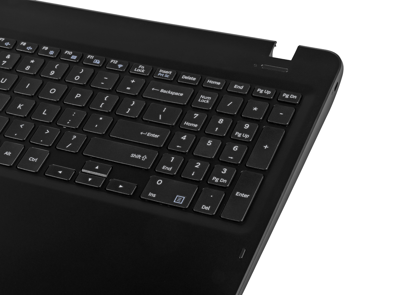 Green Cell Klávesnice pro notebook Samsung 300E5K NP300E5K Palmrest