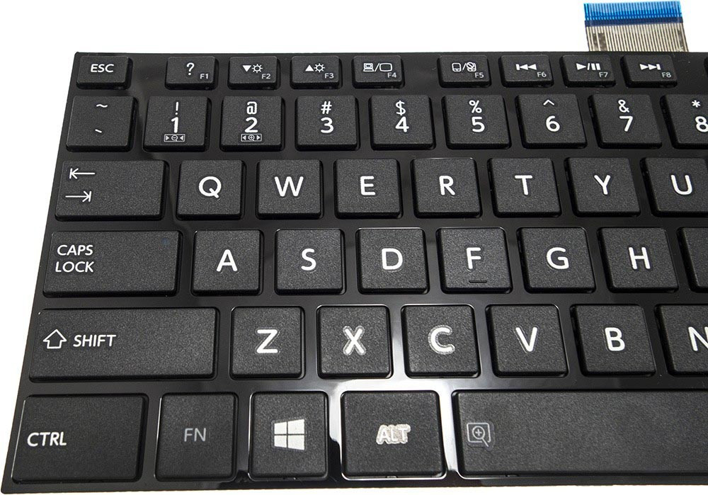 Green Cell Keyboard for Toshiba Satellite L870D