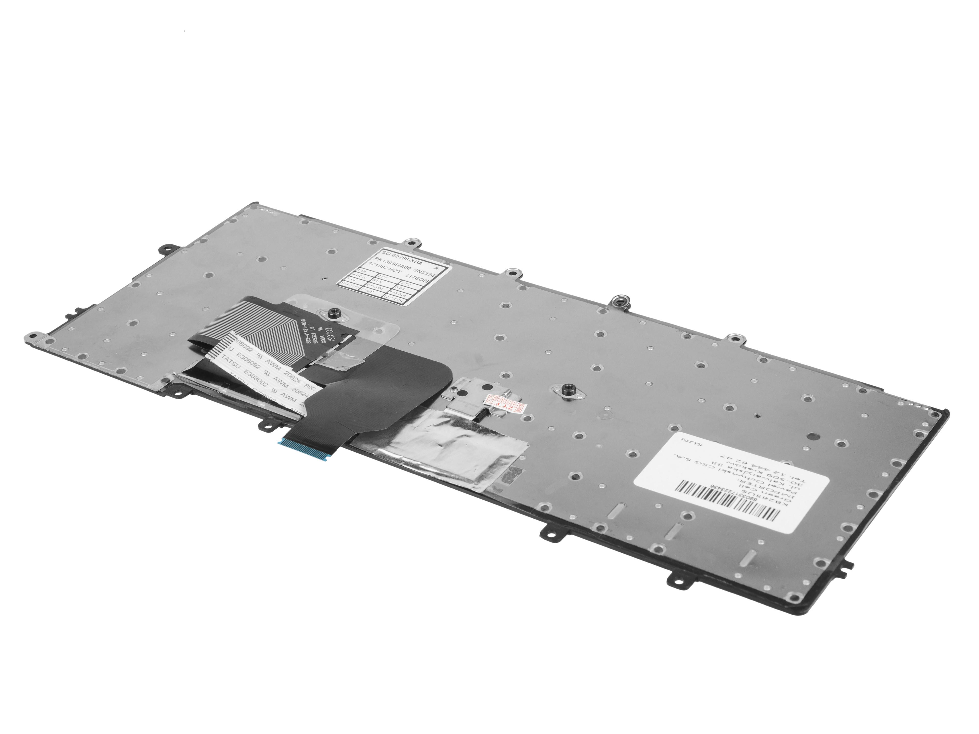 Green Cell Klávesnice pro notebook Lenovo Thinkpad X230S X240 X240S X250 X260 X270