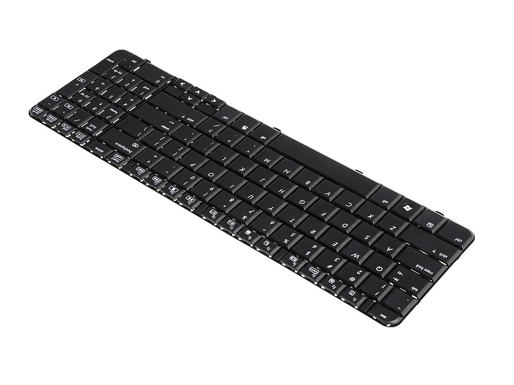 Green Cell ® Keyboard for Laptop HP Compaq Presario CQ60Z-200