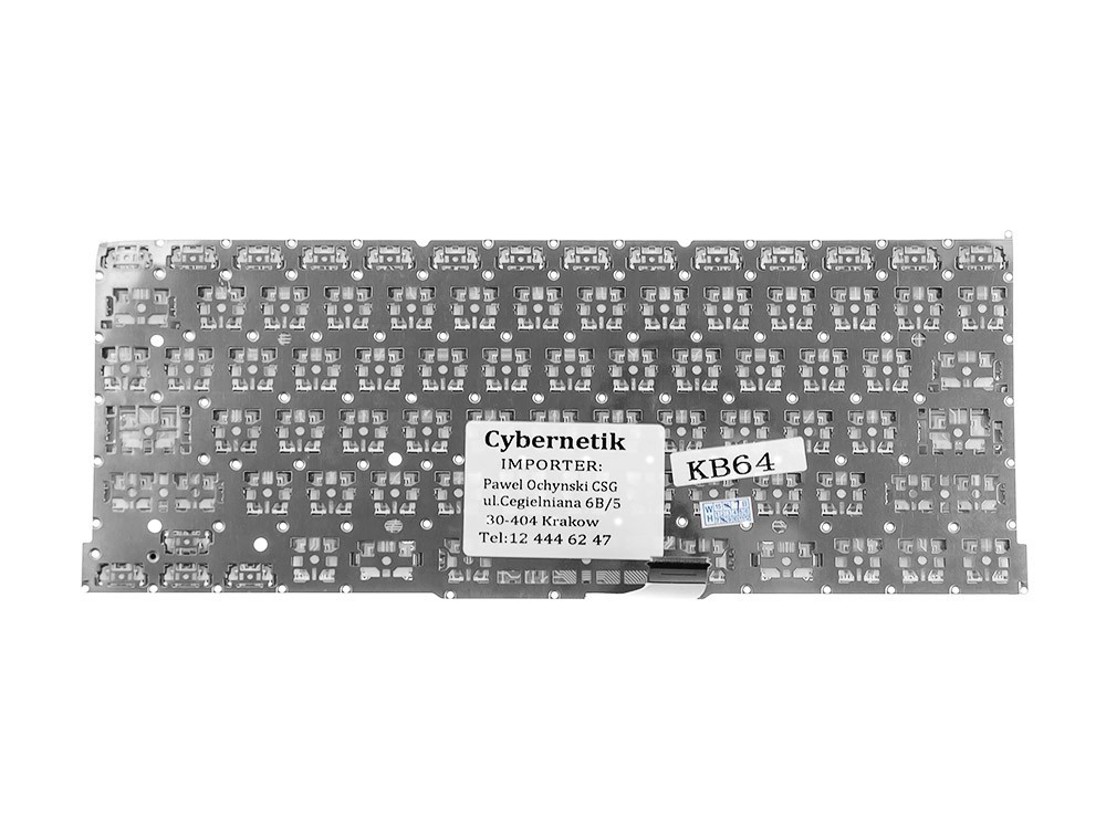 Green Cell ® Keyboard for Laptop Apple MacBook Pro 13 A1502 RETINA