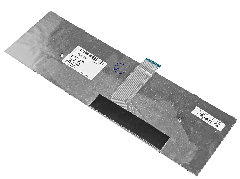 Keyboard for laptopa Toshiba Satellite C50 C50D C55