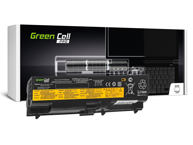 Green Cell LE05PRO Baterie Lenovo IBM Thinkpad SL410 SL510 T410 T510 5200mAh Li-ion - neoriginální