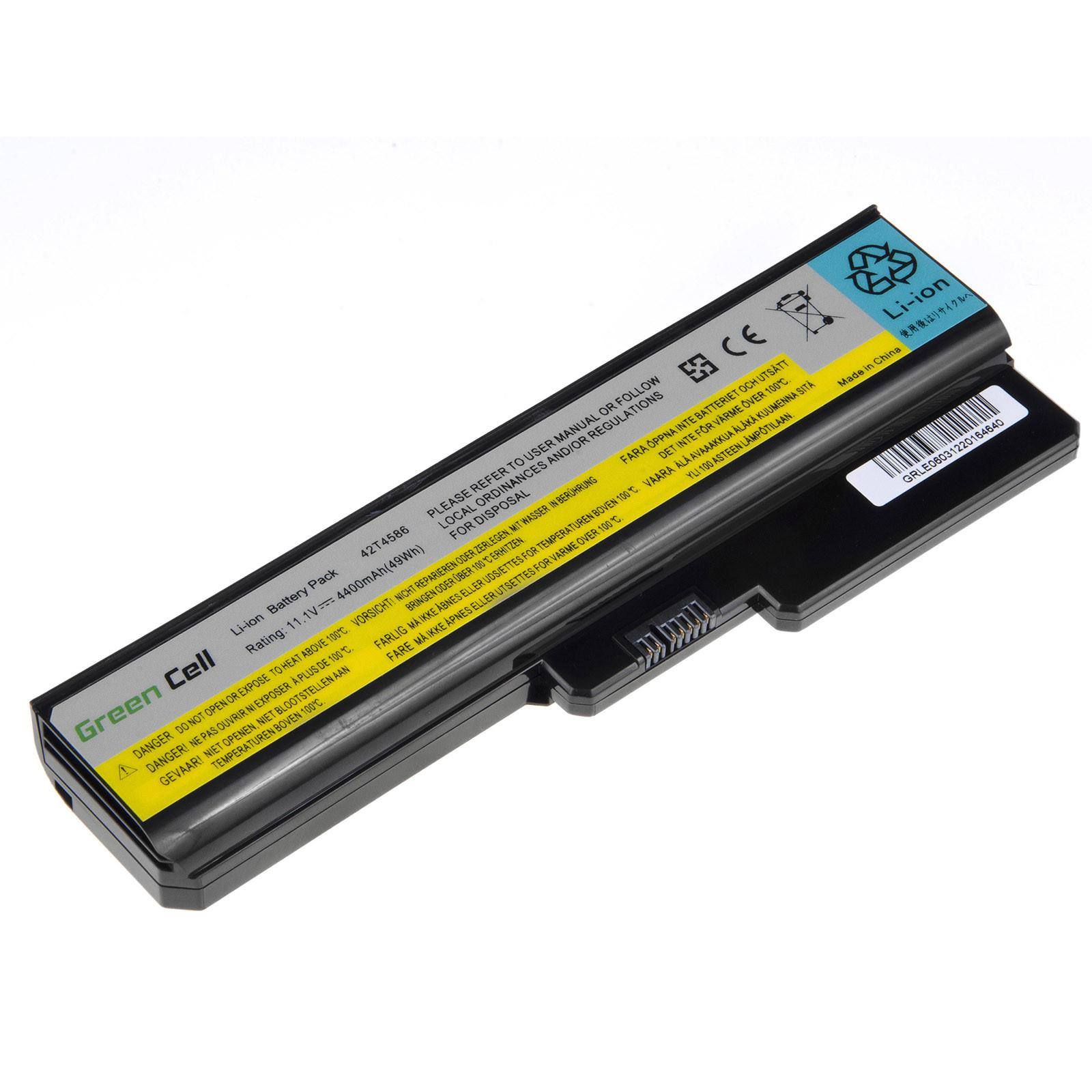 Green Cell Baterie pro Lenovo B550 G430 G450 G530 G550 G550A G555 N500 / 11,1V 4400mAh