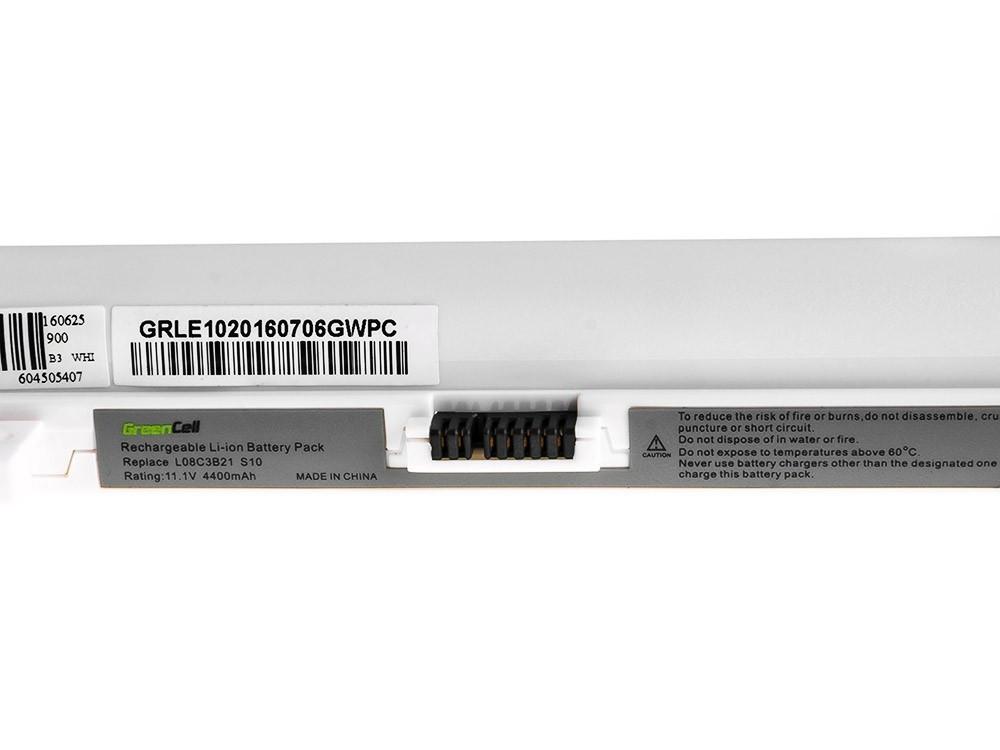 Green Cell LE10 Baterie IBM Lenovo IdeaPad S9 S10 S12 4400mAh Li-ion - neoriginální