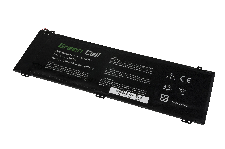 Green Cell LE104 Baterie Lenovo L12L4P61 L12M4P61 Lenovo IdeaPad U330 U330p U330t 6100mAh Li-Pol – neoriginální