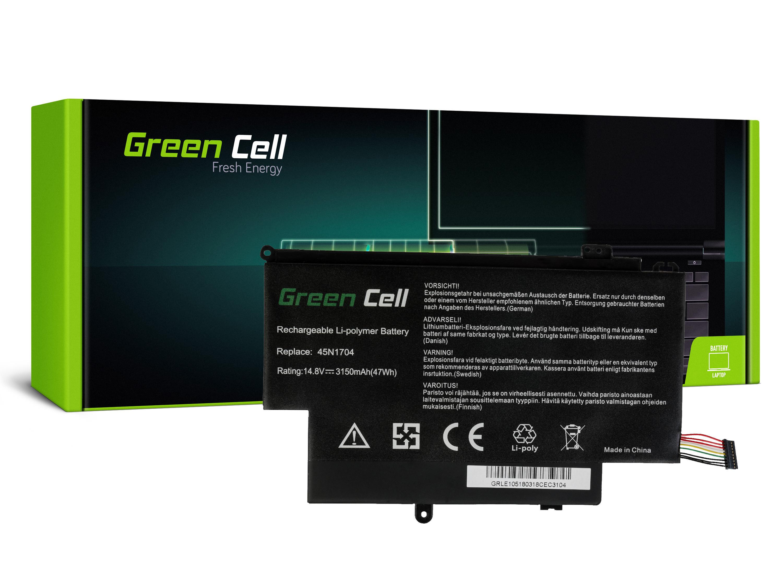 Green Cell Battery for Lenovo ThinkPad Yoga 12 / 14,4V 3150mAh