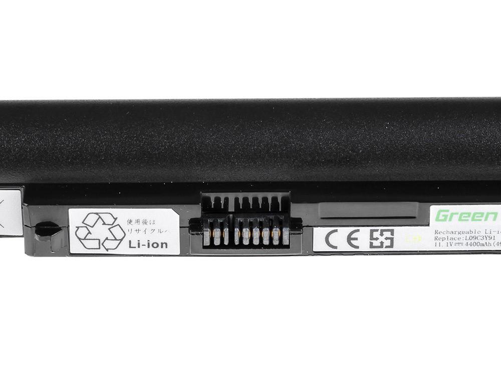 Green Cell LE11 Baterie Lenovo Ideapad S9 S10 2 Serie 4400mAh Li-ion - neoriginální