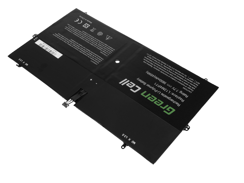 Green Cell Baterie pro Lenovo Yoga 3 Pro 1370 / 7,4V 5800mAh
