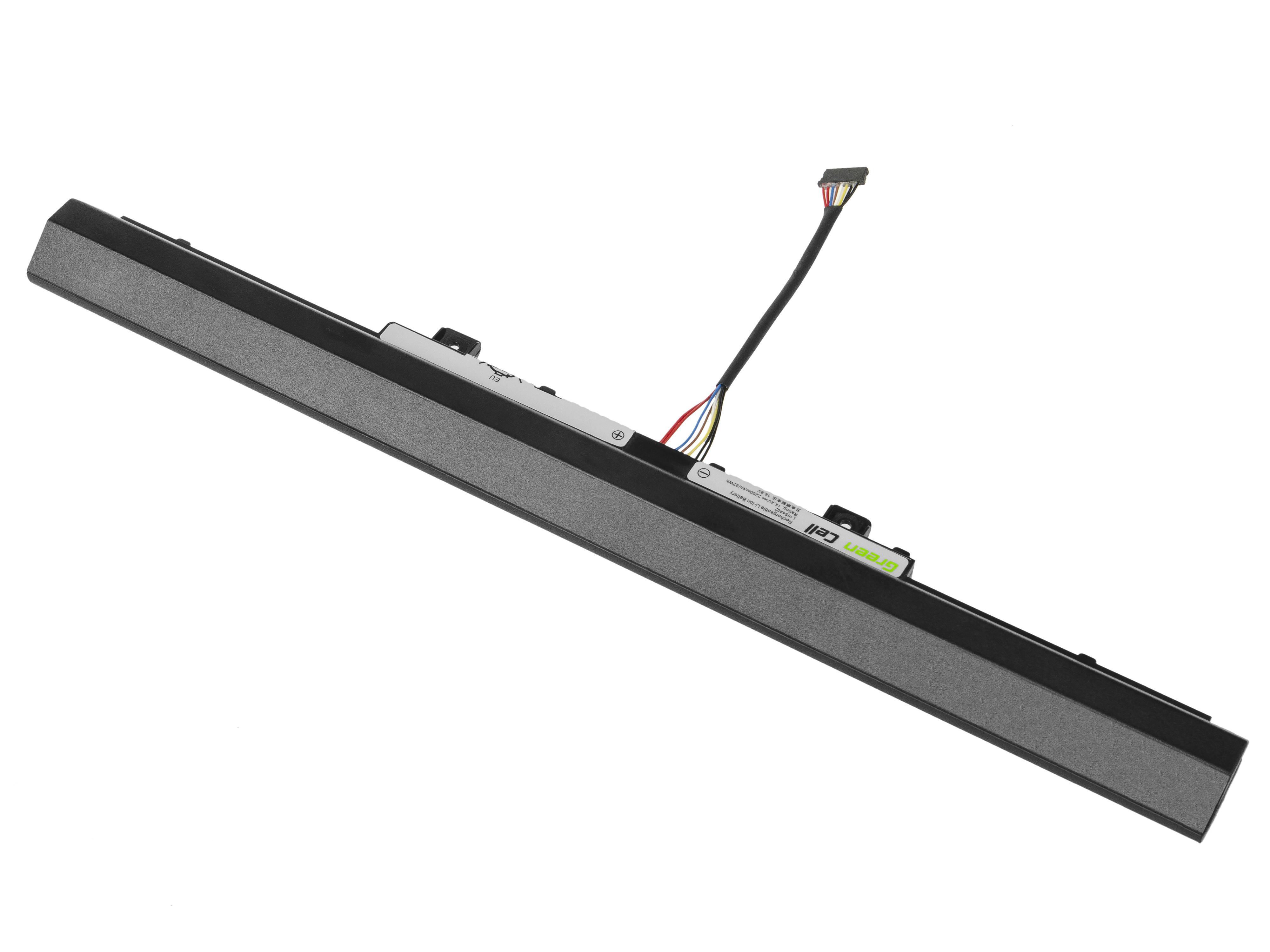 Green Cell Baterie pro Lenovo Ideapad 310 310-15 510 510-15 / 2200 mAh 14.4V