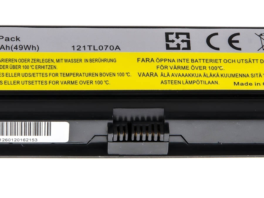 Green Cell LE21 Baterie Lenovo IBM Ideapad Y510 Y530 Y710 Y730 4400mAh Li-ion - neoriginální