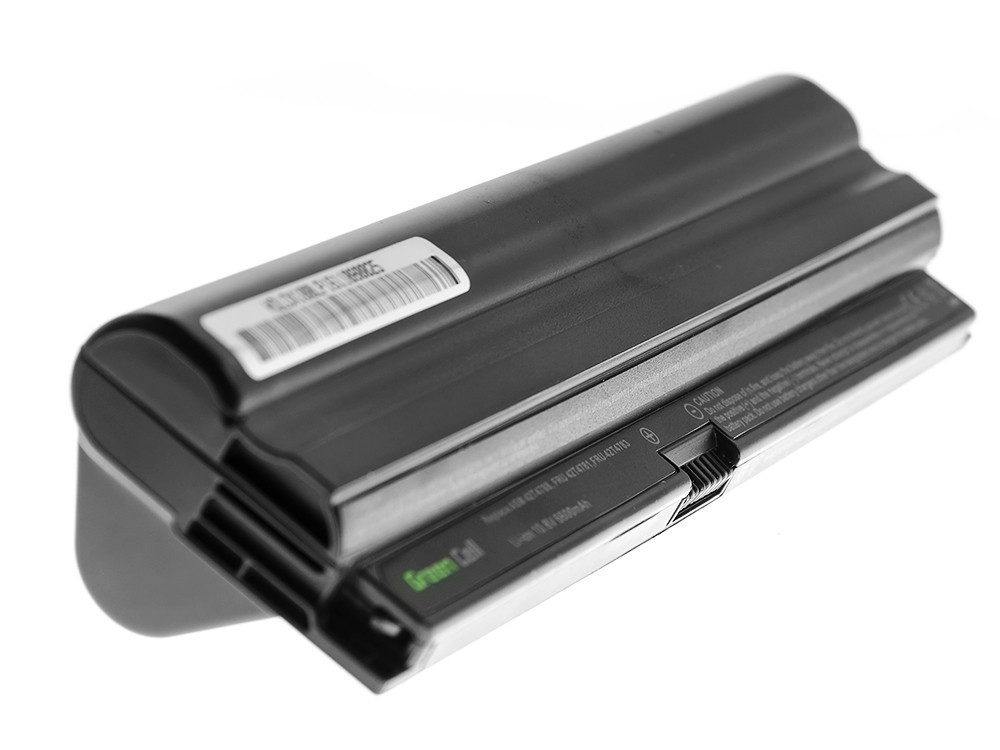 Green Cell LE27 Baterie Lenovo IBM ThinkPad Edge E10 mini 10 X100e 6600mAh Li-ion - neoriginální