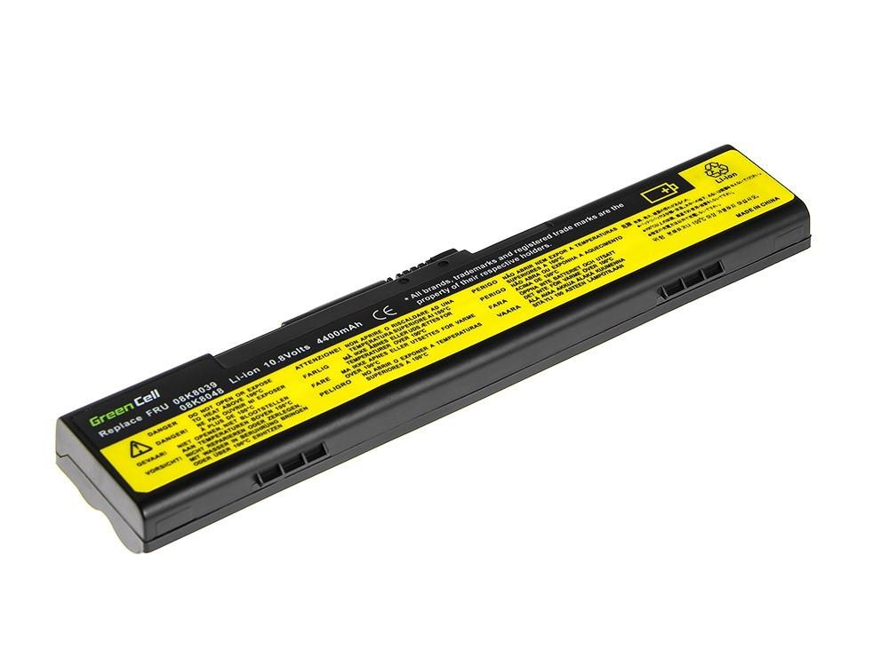Green Cell LE29 Baterie IBM Lenovo ThinkPad X30 X31 X32 4400mAh Li-ion - neoriginální