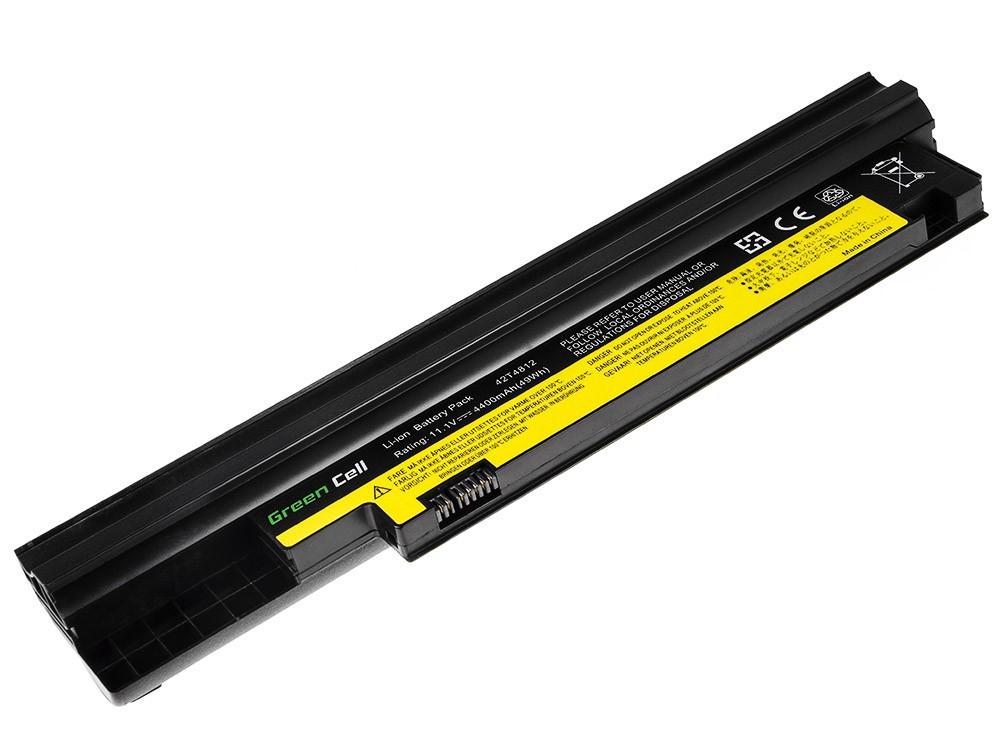 Green Cell Battery for Lenovo ThinkPad Edge 13 E30 / 11,1V 4400mAh