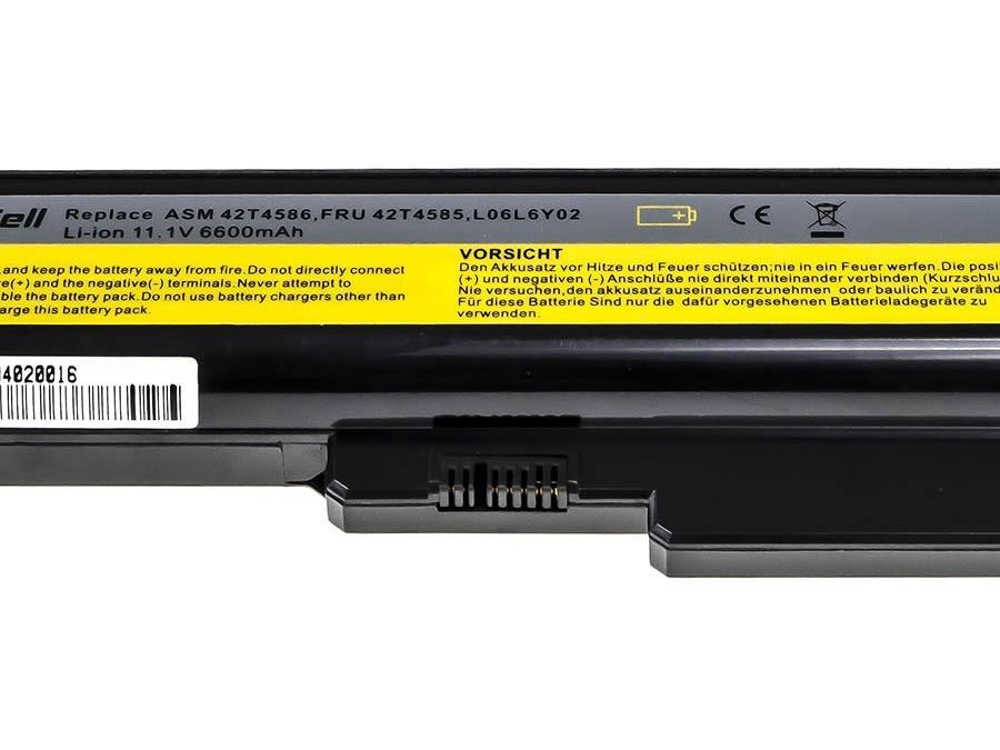 Green Cell LE38 Baterie Lenovo IdeaPad G430 G450 G530 G550 N500 B550 6600mAh Li-ion - neoriginální