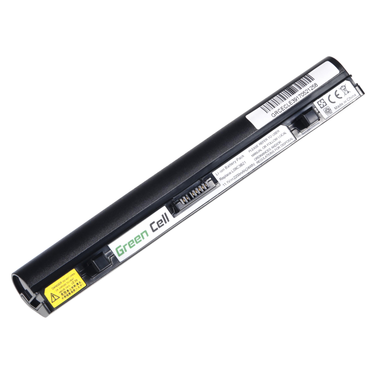Green Cell LE39 Baterie Lenovo L08C3B21 L08S6C21 Lenovo IdeaPad S9 S9e S10 S10c S10e S12 2200mAh Li-ion - neoriginální