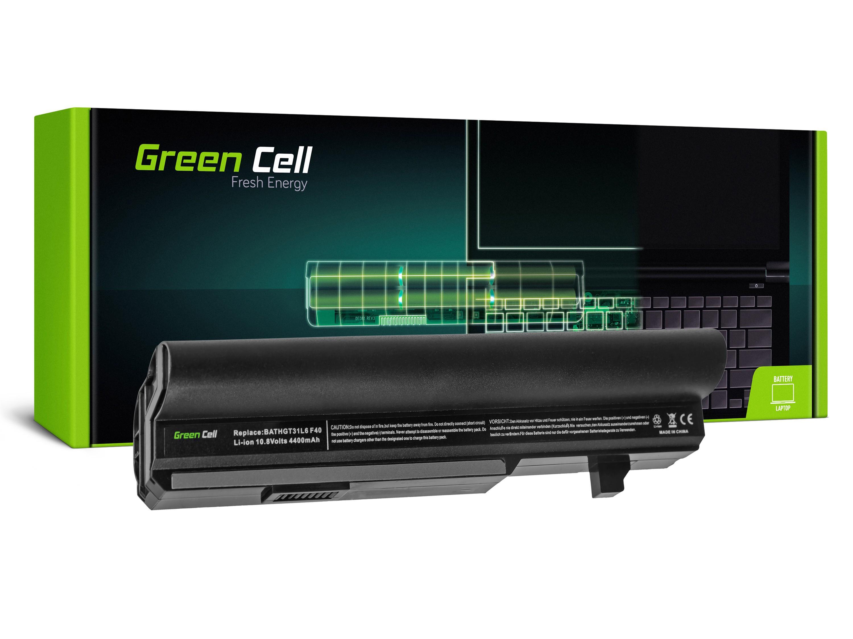 Green Cell LE44 Baterie Lenovo F40 F41 F50, 3000 Y400 Y410 4400mAh Li-ion - neoriginální