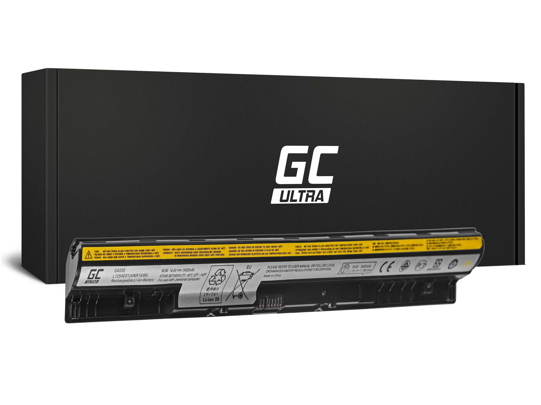 Green Cell ULTRA Baterie pro Lenovo Essential G400s G405s G500s / 14,4V 3400mAh
