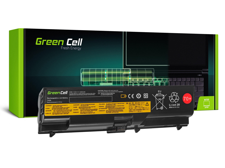 Green Cell LE49 Baterie Lenovo 45N1001 Lenovo T430 T530 W530 4400mAh Li-ion - neoriginální