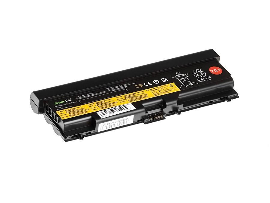Green Cell Baterie pro Lenovo ThinkPad L430 L530 T430 T530 W530 / 11,1V 6600mAh