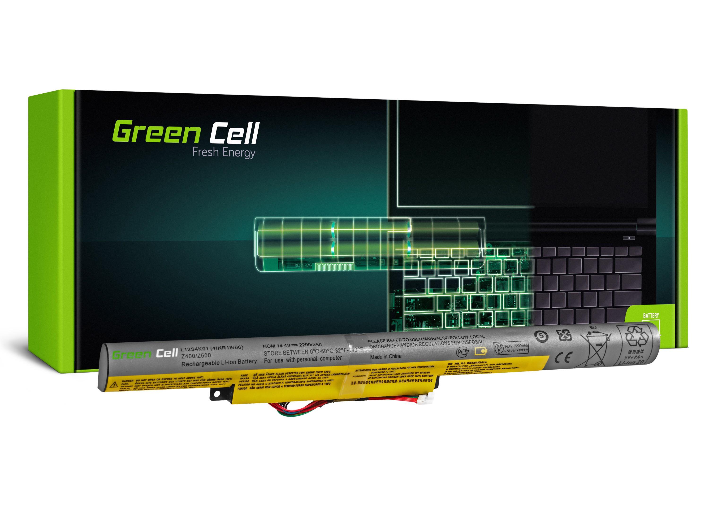 Green Cell Baterie pro Lenovo IdeaPad P500 Z510 P400 / 14,4V 2200mAh