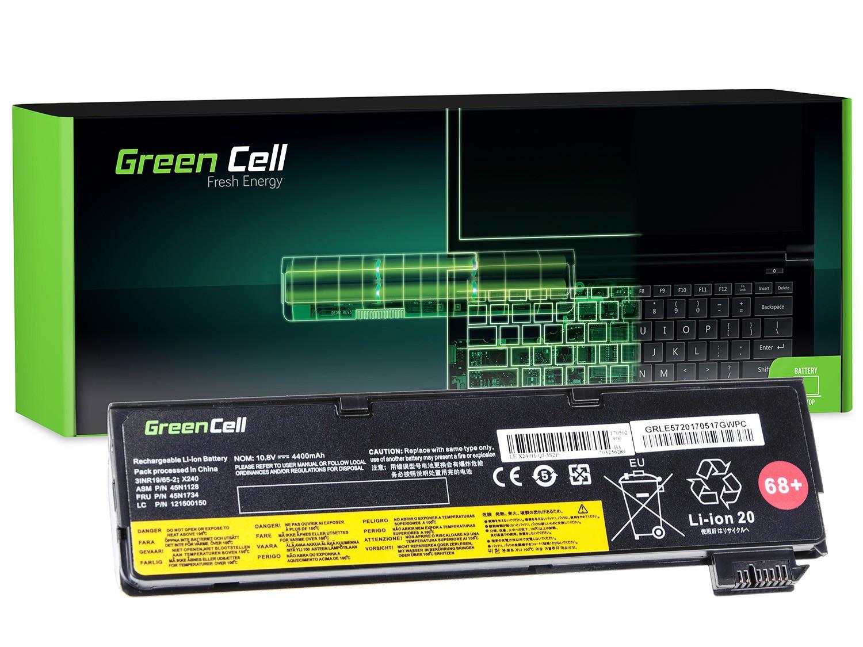 Green Cell Baterie pro Lenovo ThinkPad T440 L450 / 11,1V 4400mAh