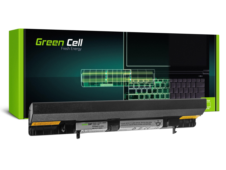 Green Cell LE88 Baterie Lenovo L12S4A01 Lenovo IdeaPad S500 Flex 14 14D 15 15D 2200mAh Li-ion - neoriginální