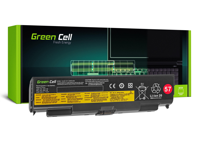Green Cell LE89 Baterie Lenovo ThinkPad T440P T540P W540 W541 L440 L540 4400mAh Li-ion - neoriginální