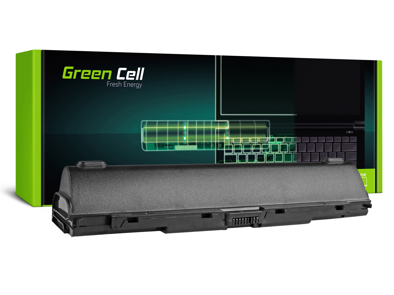 Green Cell Battery for Lenovo ThinkPad T440P T540P W540 W541 L440 L540 (bottom) / 11,1V 6600mAh