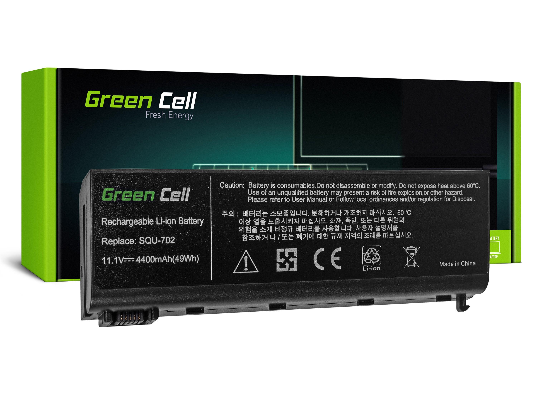 Green Cell LG01 Baterie LG E510 Tsunami Walker 4000 4400mAh Li-ion - neoriginální