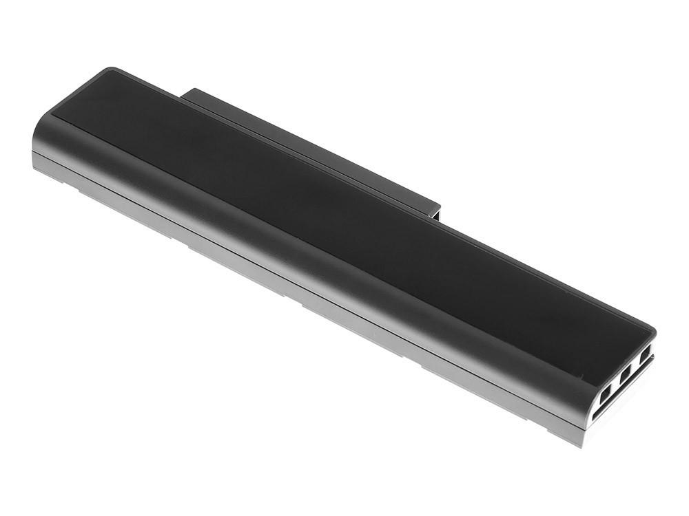 Green Cell Battery for Packard Bell EASYNOTE MB55 MB85 MH35 MH45 MH88 MV/V / 11,1V 4400mAh