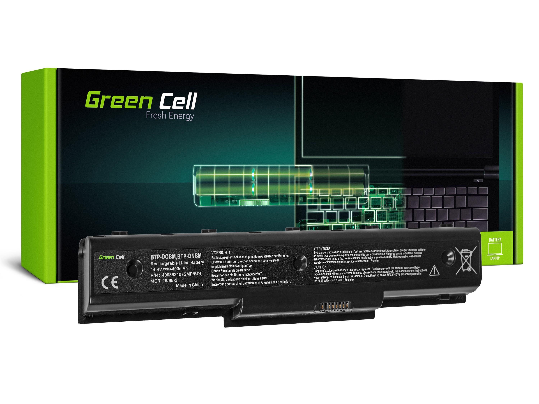Green Cell Baterie pro Medion Akoya E7218 P7624 P7812 / 14,4V 4400mAh