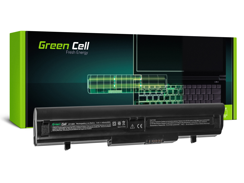 Green Cell Baterie pro Medion Akoya E6214 E6224 E6226 P6622 P6624 P6630 / 14,4V 4400mAh