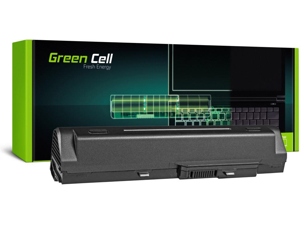 Green Cell akkumulátor MSI Wind U91 L2100 L2300 U210 U120 U115 U270 (fekete) / 11,1V 6600mAh