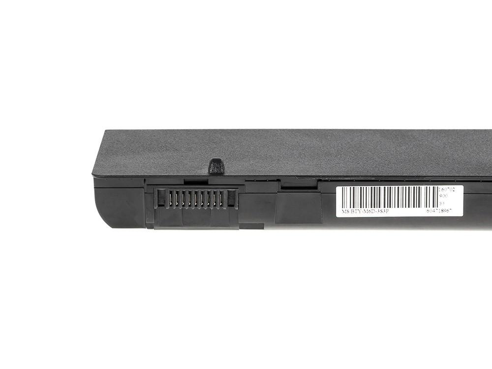 Green Cell MS10 Baterie MSI BTY-M6D GT60 GX660 GX780 GT70 Dragon Edition 2 6600mAh Li-ion - neoriginální