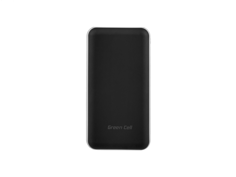 Green Cell PowerBank 30000 mAh Qualcomm Quick Charge 3.0 Černá