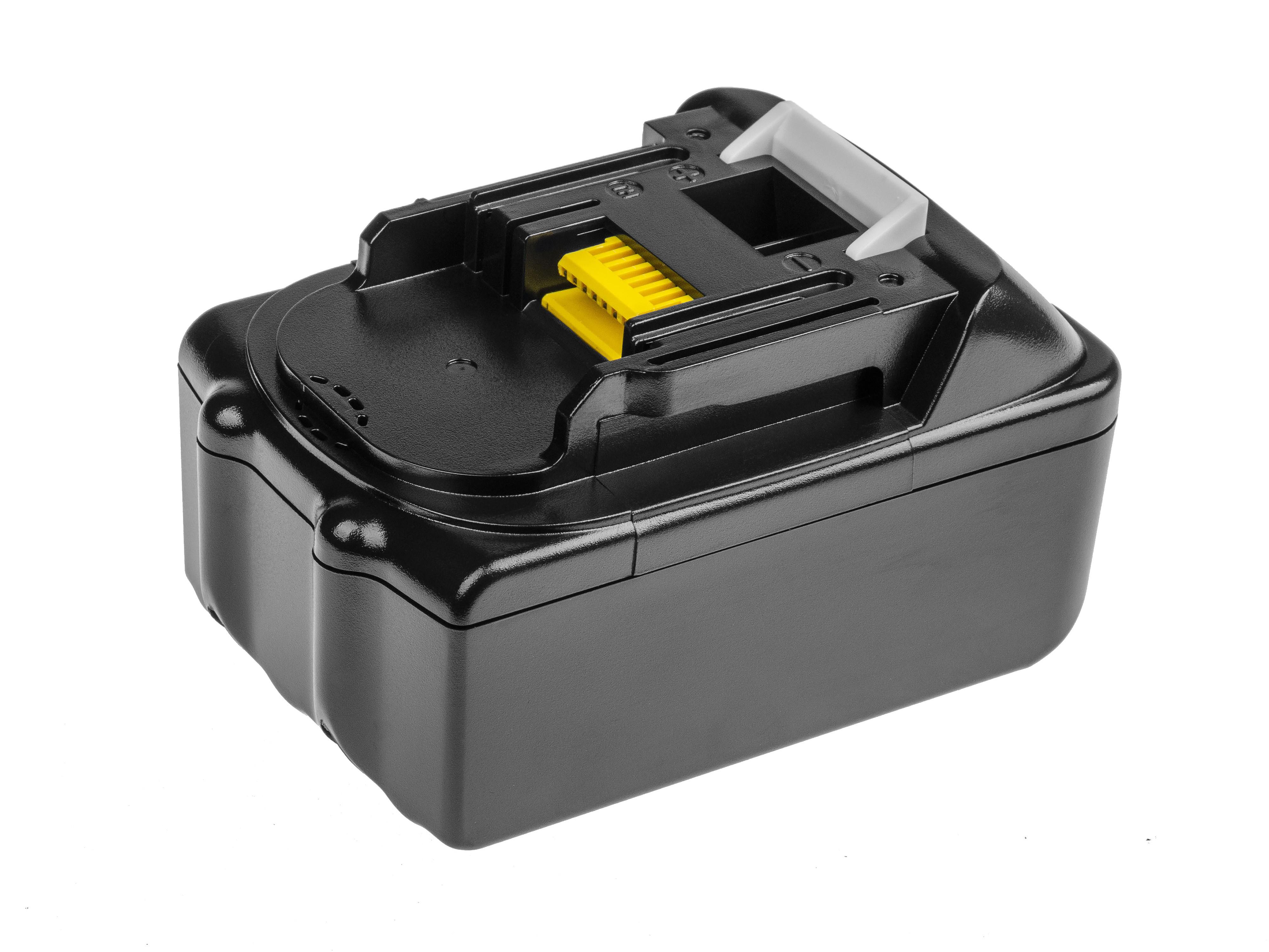 Baterie Green Cell Makita BL1830 BDF450SFE BTL061RF BTW450RFE 18V 3000mAh Li-ion - neoriginální