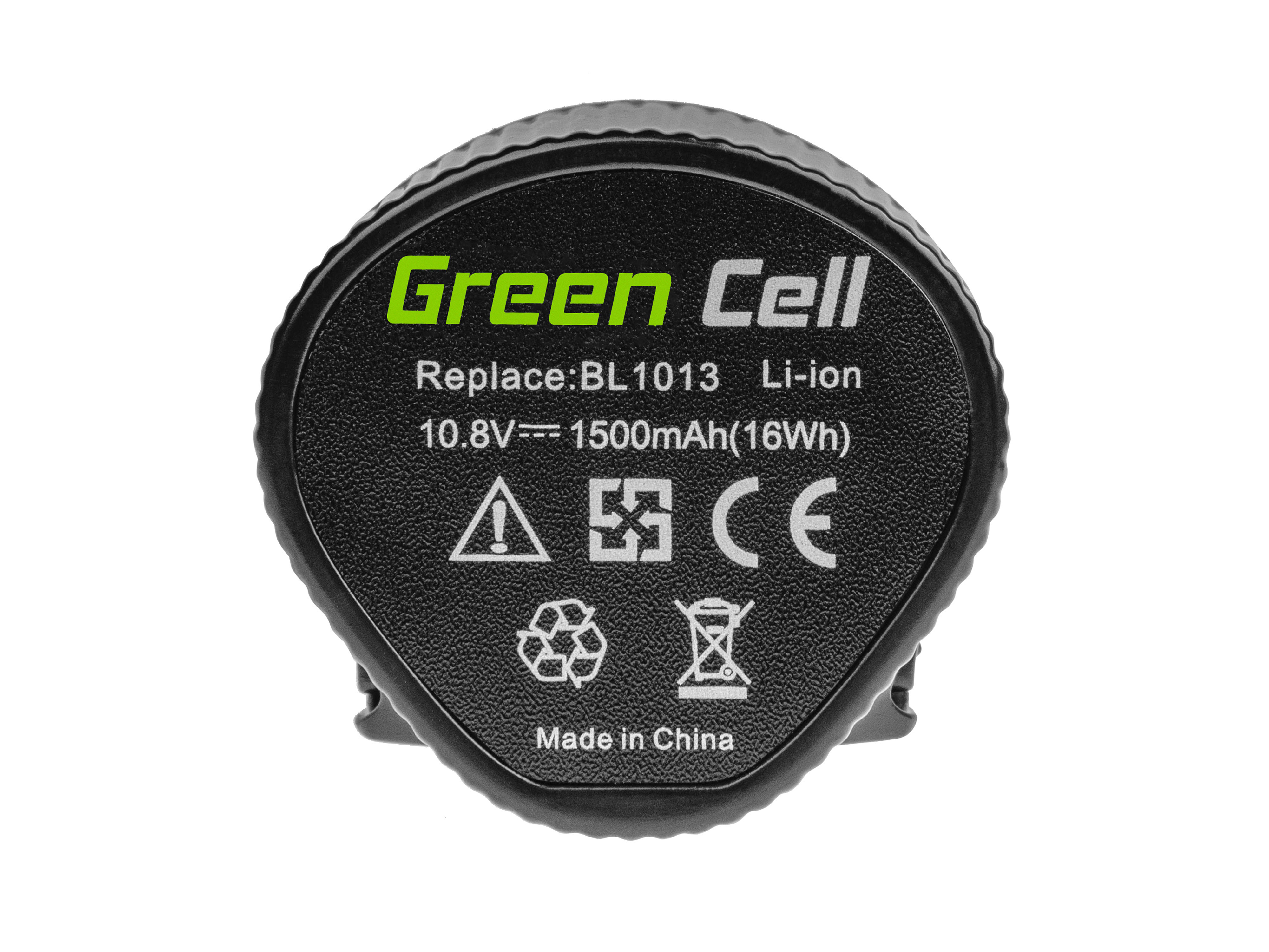 Green Cell Baterie BL1013  pro Makita DF030D DF330D TD090D JV100DWE