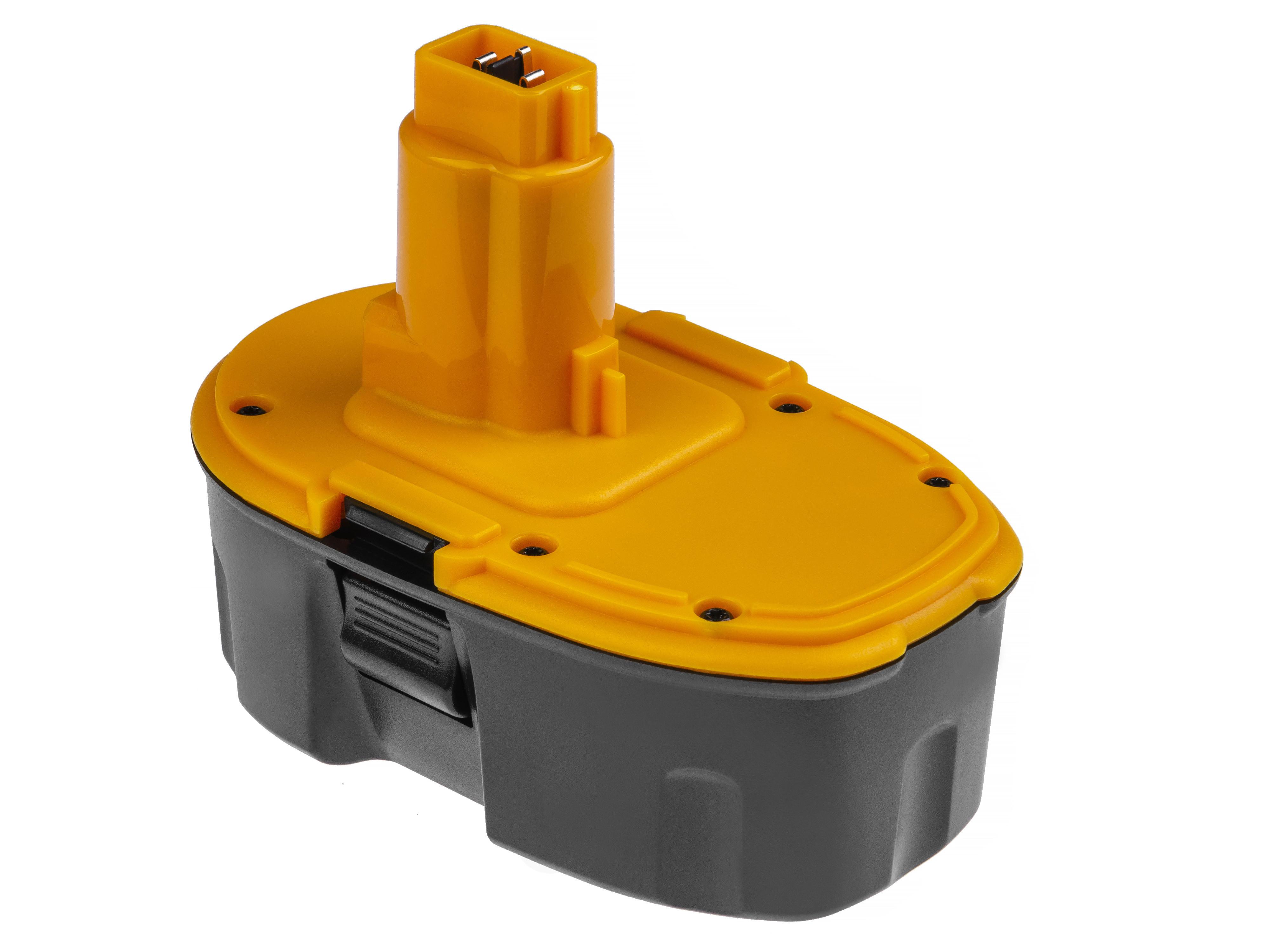 Baterie Green Cell DeWalt DE9093 DE9503 DC212 18V 3000mAh Ni-MH – neoriginální