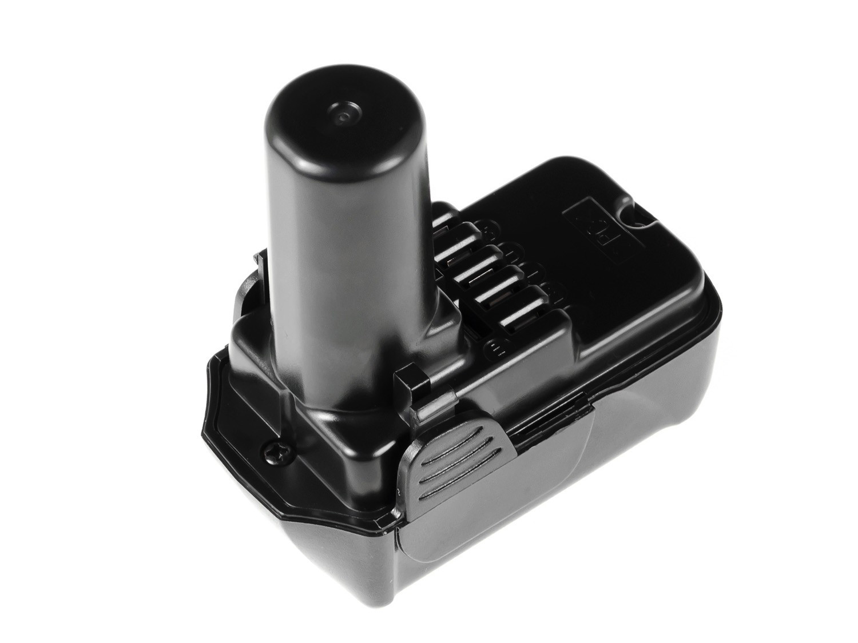 Green Cell Power Tool Battery for Hitachi CJ10DL BCL1015 10.8V 2Ah