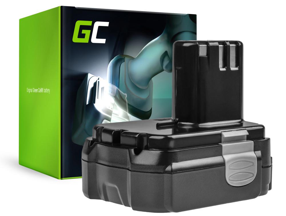 Green Cell Power Tool akkumulátor Hitachi CJ14DL BCL1415 14,4 1.5Ah