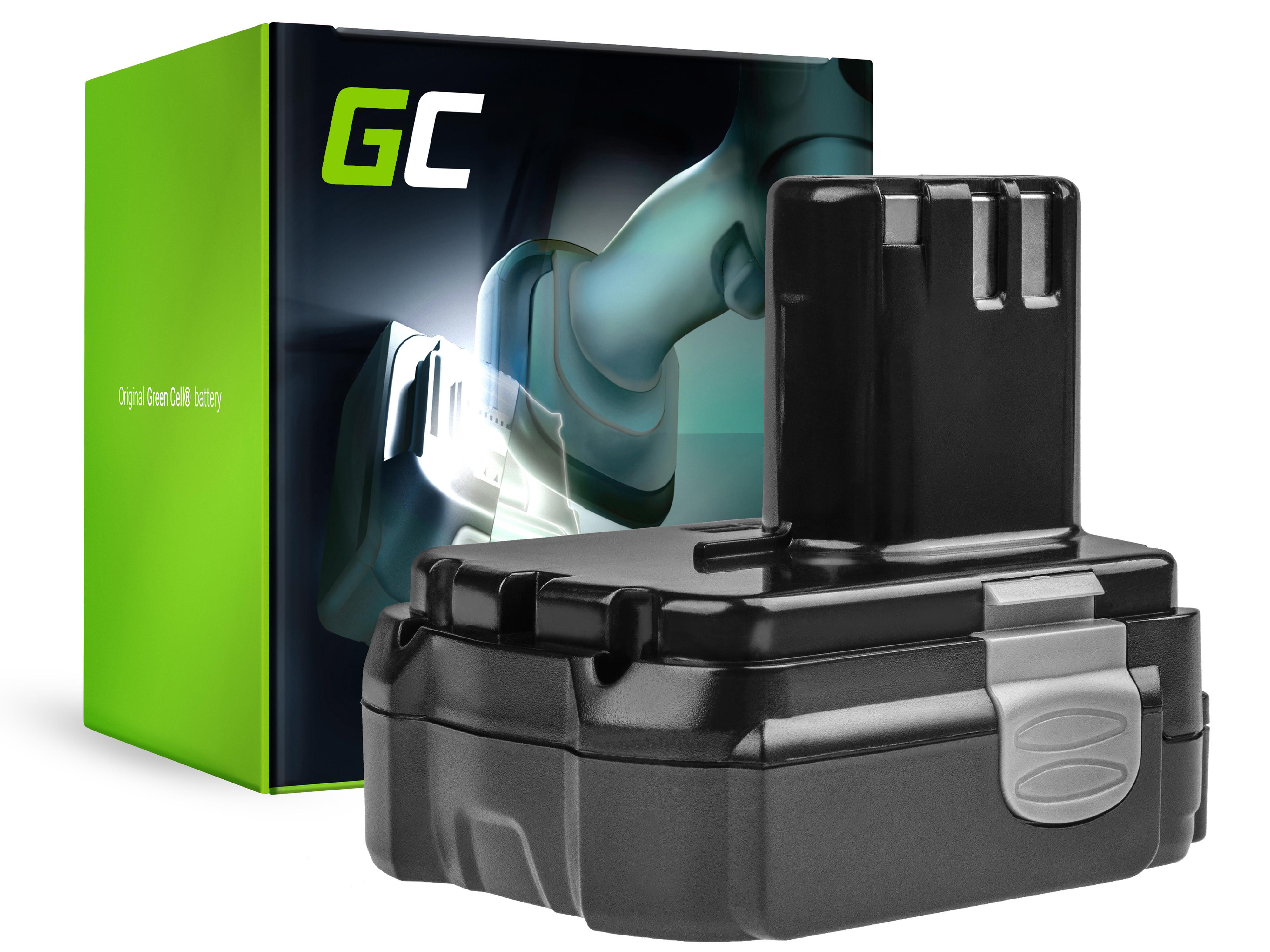 Green Cell Baterie Hitachi CJ14DL BCL1415 14.4V 1.5Ah