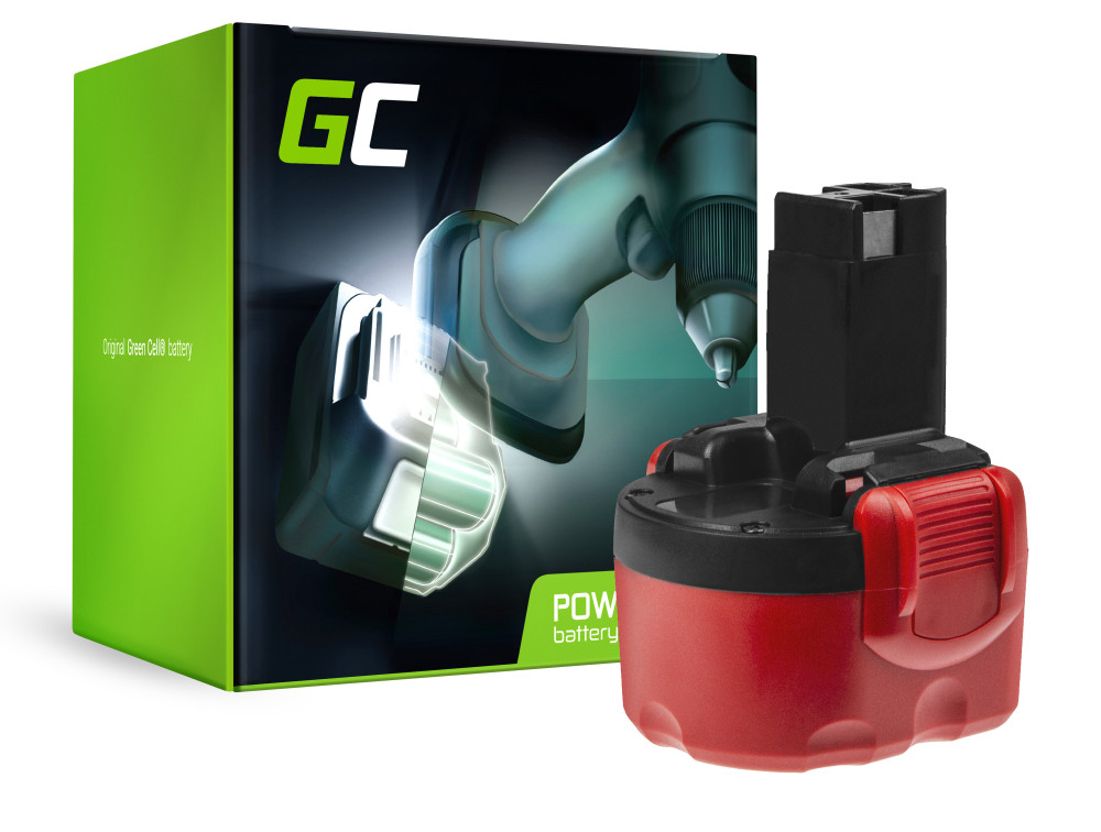 Power Tools akkumulátor Bosch O-Pack GSR 9.6VE2 PSR 9.6VE2