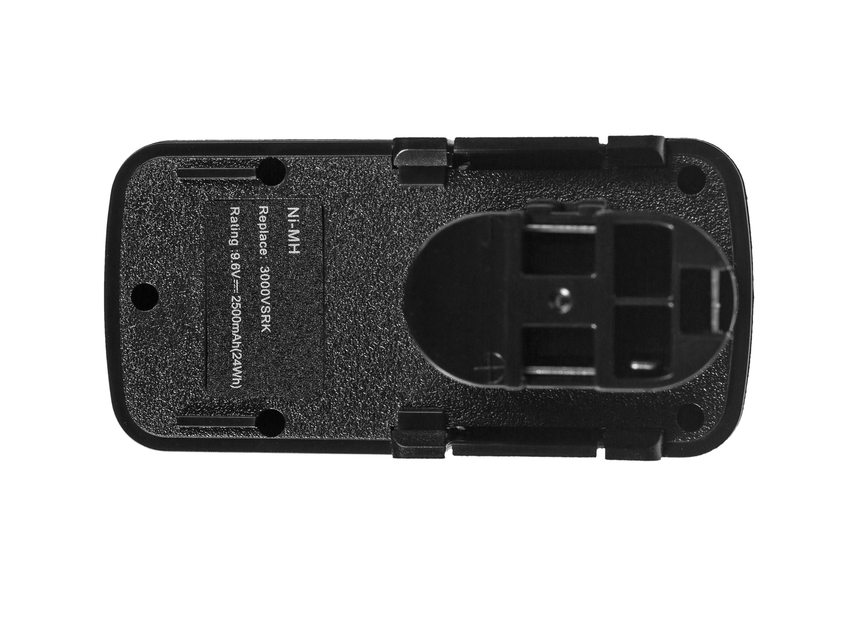 Green Cell Baterie Bosch BAT001 PSR GSR VES2 BH-974H 9.6V 2,5Ah