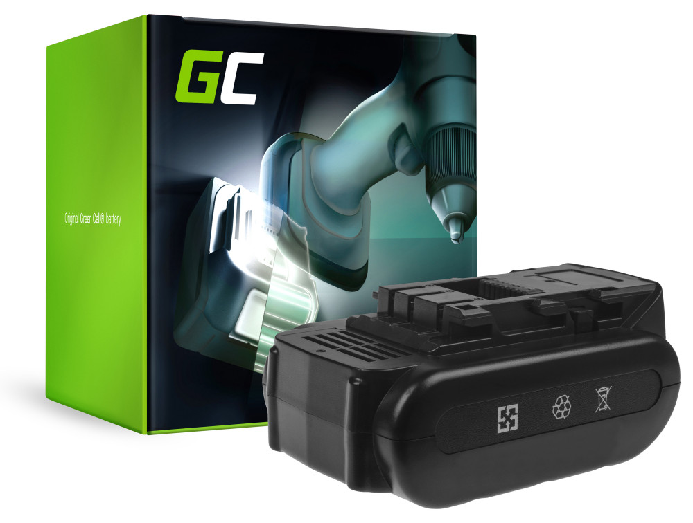 Green Cell Power Tool akkumulátor Panasonic EY9L40 EY9L41 EY9L41B EY9L42 14,4 4Ah