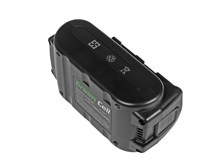 Baterie Green Cell Panasonic EY9L40 EY9L41 EY9L41B EY9L42 14.4V 4000mAh Li-ion - neoriginální