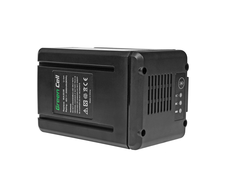 Green Cell Baterie WORX WA3536 WG770 WG770E WG776 WG776E 40V 2Ah